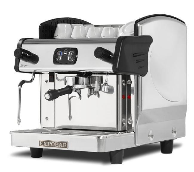 Expobar Zircon 1 Group Commercial Coffee Machine Rent Or