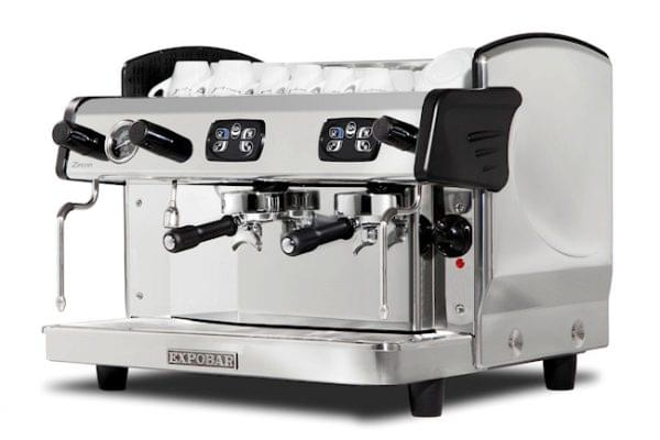 Expobar Zircon 2 Group Standard Coffee Machine 1