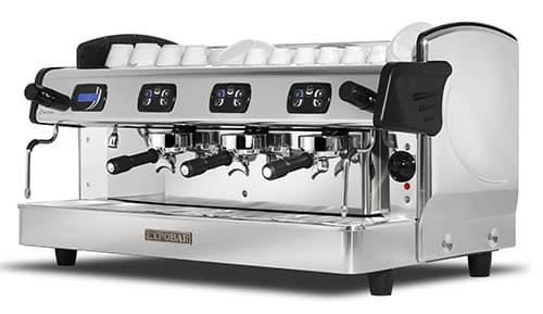 Expobar Zircon 3 Group Standard Coffee Machine 1