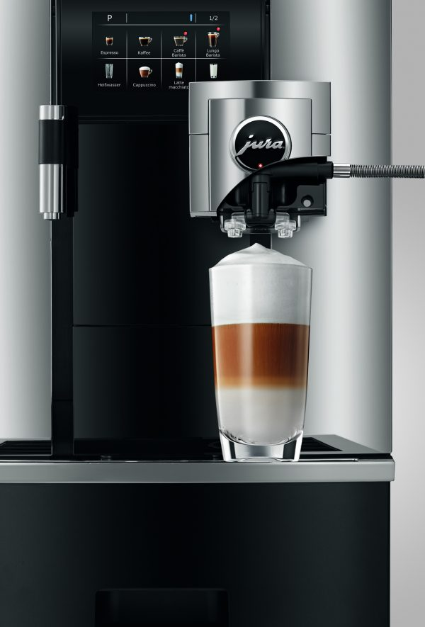 NEW Jura Giga X8 G2 Bean to Cup 11