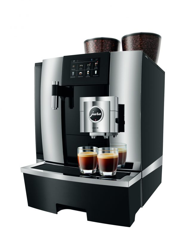 NEW Jura Giga X8 G2 Bean to Cup 13
