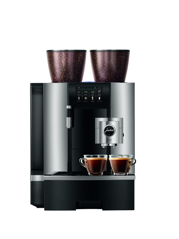 NEW Jura Giga X8 G2 Bean to Cup 3