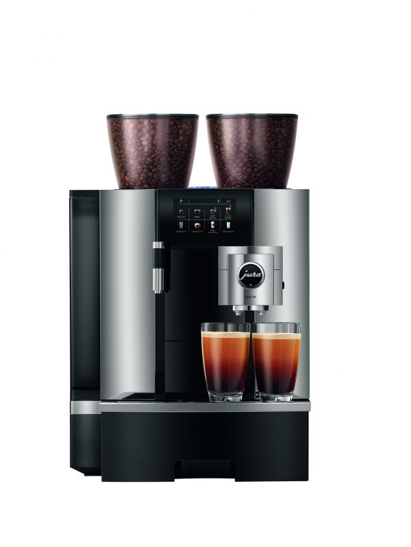 NEW Jura Giga X8 G2 Bean to Cup 4