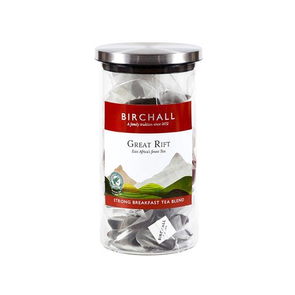 Birchall Glass Display Jar