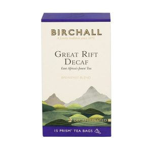 Birchall Great Rift Decaf - 15 x Prism Tea Bags