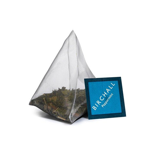Birchall Peppermint - 15 x Prism Tea Bags 1