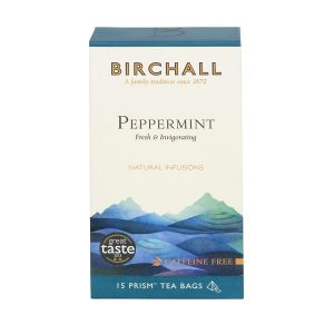 Birchall Peppermint - 15 x Prism Tea Bags