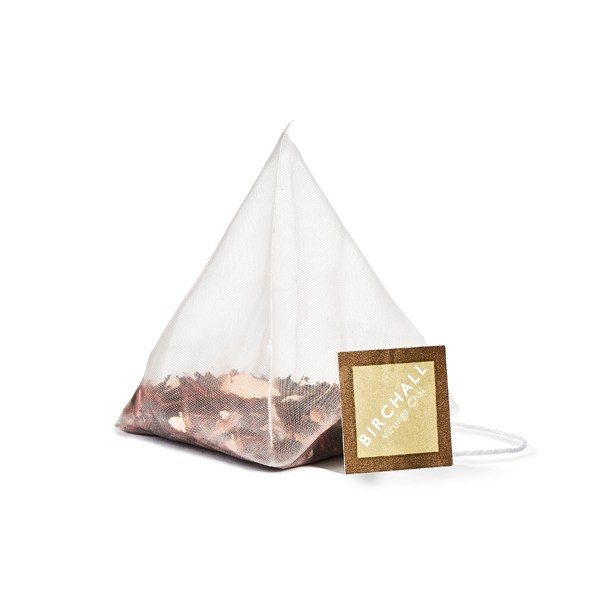 Birchall Virunga Chai - 15 x Prism Tea Bags 2