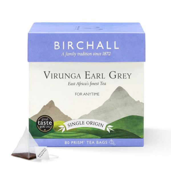 Birchall Virunga Earl Grey - 5 x Prism Tea Bags (Copy)