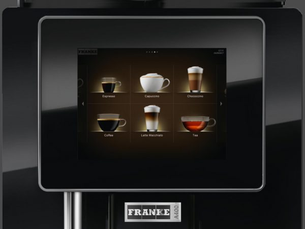 Franke A400 Bean to Cup Coffee Machine 3