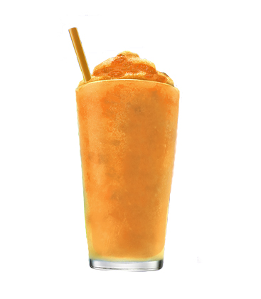 Orange Flavoured Slush Syrup 5L 2