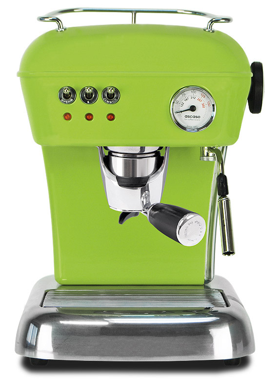 Ascaso Dream Home Espresso Machine Amarilla (Copy)