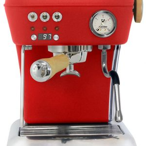 Ascaso Dream Home Espresso Machine Love Red 4