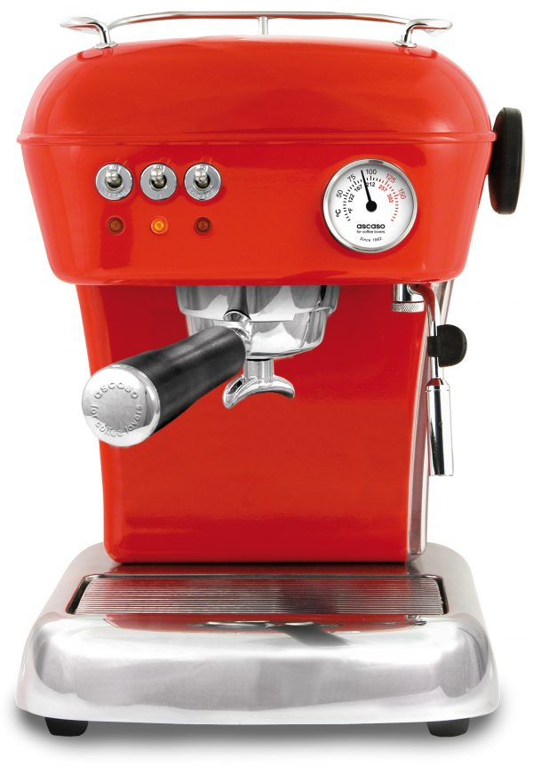 Ascaso Dream Home Espresso Machine Love Red Matte (Copy)