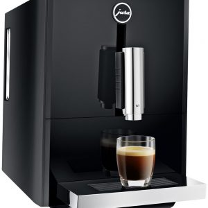 Jura A1 Piano Black Home Bean to Cup Machine 1