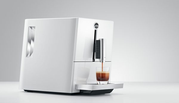 Jura A1 Piano White Home Bean to Cup Machine 1