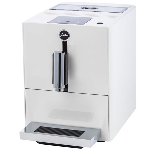 Jura A1 Piano White Home Bean to Cup Machine