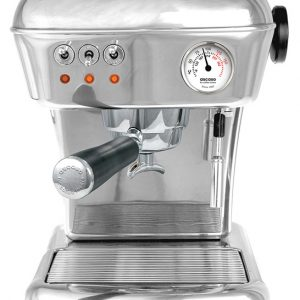 Ascaso Dream Home Espresso Coffee Machine Polished