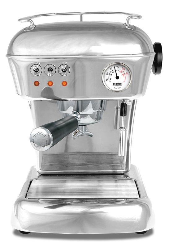 Ascaso Dream Home Espresso Coffee Machine Polished