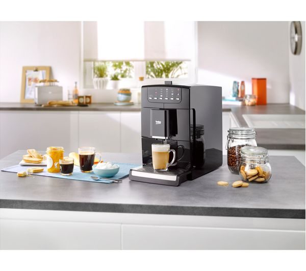 Beko Bean to Cup Home Coffee Machine CEG7425B 2