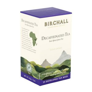 Birchall Decaffeinated Tea- 25 x Enveloped Tea Bags