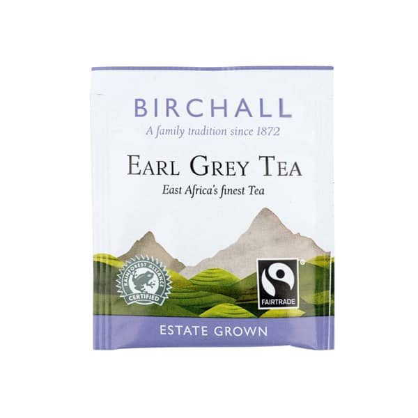 Birchall Earl Grey Tea- 25 x Enveloped Tea Bags 1