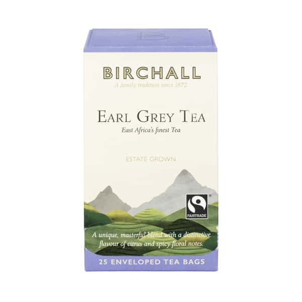 Birchall Earl Grey Tea- 25 x Enveloped Tea Bags 2
