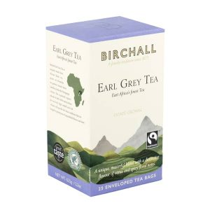 Birchall Earl Grey Tea- 25 x Enveloped Tea Bags