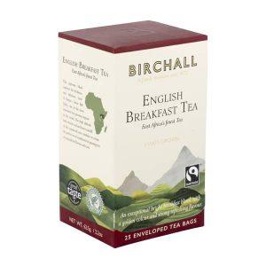 Birchall English Breakfast Tea - 25 x Enveloped Tea Bags 6