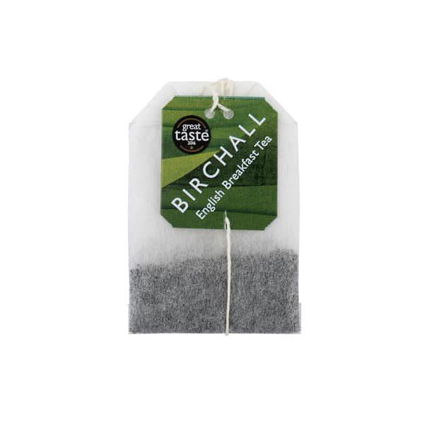 Birchall English Breakfast Tea - 25 x Enveloped Tea Bags 8