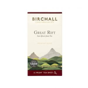 Birchall Great Rift Breakfast Blend - 15 x Prism Tea Bags