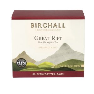 Birchall Great Rift Breakfast Blend - 80 x Everyday Tea Bags 2
