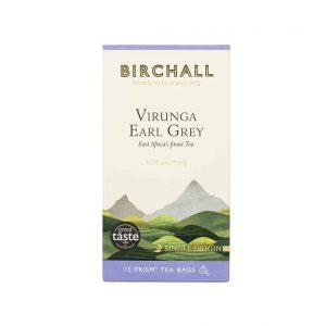 Birchall Virunga Earl Grey - 15 x Prism Tea Bags