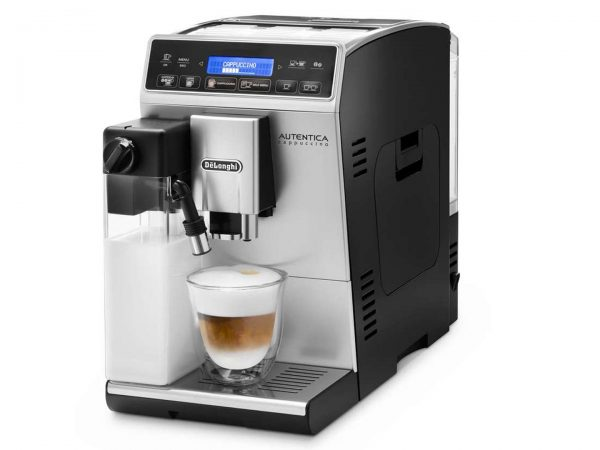 De'Longhi Autentica Home Bean to Cup Coffee Machine ETAM29.660.SB 4
