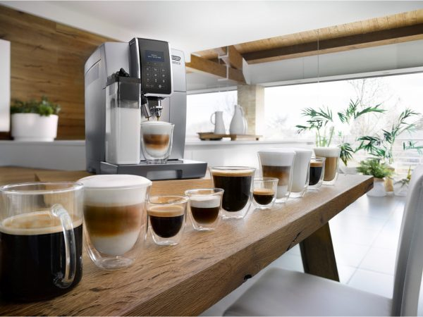 De'Longhi Dinamica Bean to Cup Coffee Machine