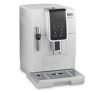 De'Longhi Dinamica Bean to Cup Coffee Machine White ECAM 350.35.W 2