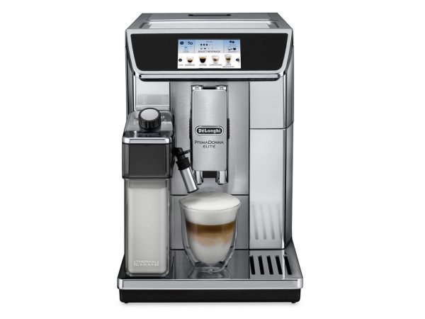 De'Longhi PrimaDonna Elite Home Bean to Cup Coffee Machine 3