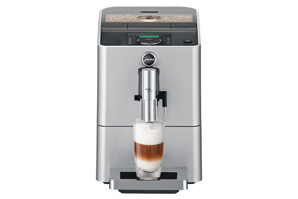 Jura ENA 90 Micro Silver  Bean to Cup Coffee Machine 1