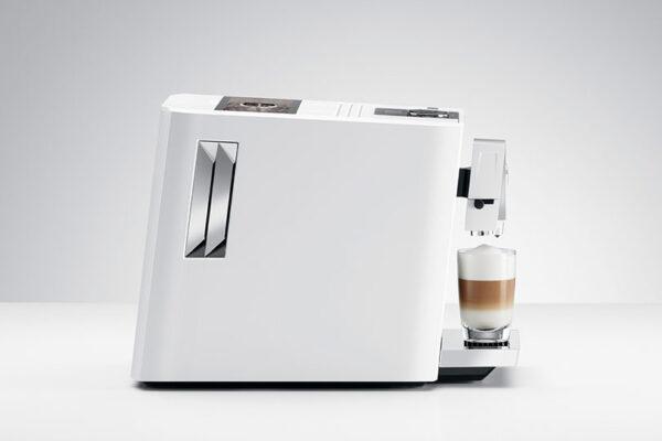 Jura ENA A7 Piano White Bean to Cup Coffee Machine 3