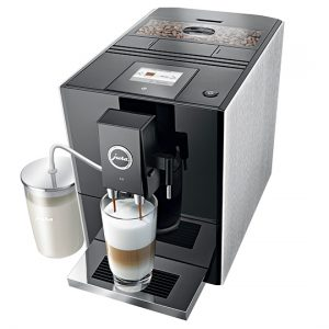 Jura ENA A9 Aluminium Bean to Cup Coffee Machine 3