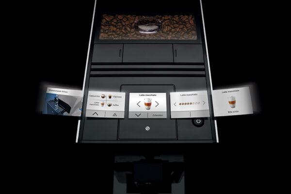 Jura ENA A9 Aluminium Bean to Cup Coffee Machine 8