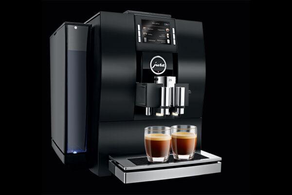 Jura Z6 Home Bean To Cup Coffee Machine Black 1