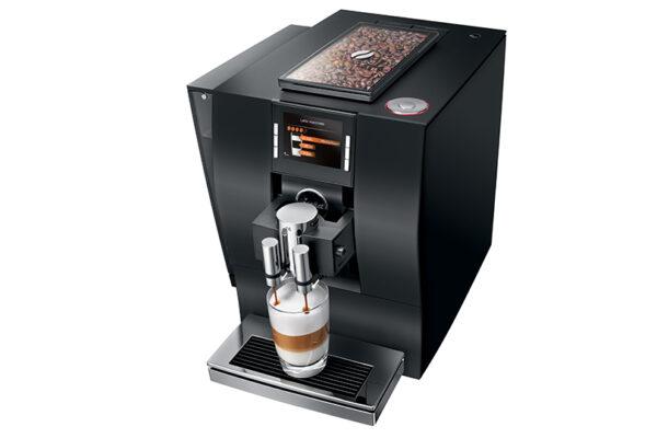 Jura Z6 Home Bean To Cup Coffee Machine Black 2
