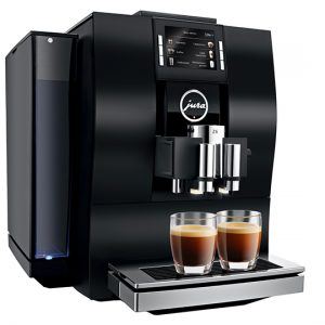 Jura Z6 Home Bean To Cup Coffee Machine Black 3