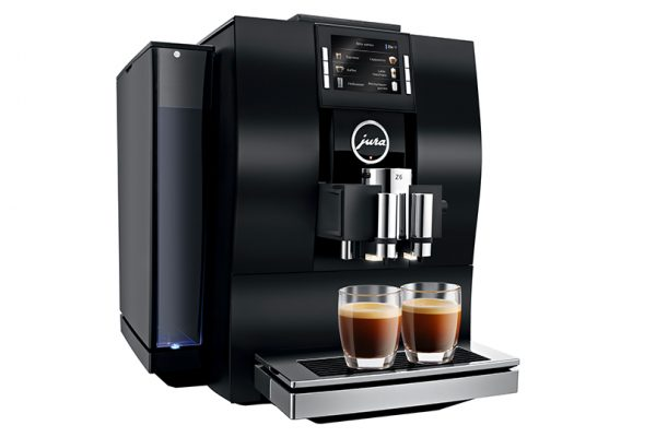 Jura Z6 Home Bean To Cup Coffee Machine Black 3