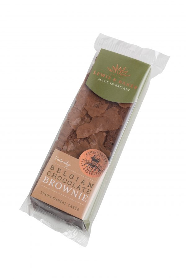 Rich Belgian Chocolate Brownie 65g x 16 Units 3