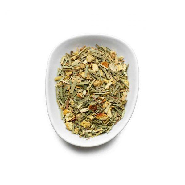 Birchall Lemongrass & Ginger Tea - 15 x Prism Tea Bags 2