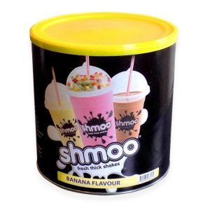 Shmoo Milkshake Banana Powder Mix