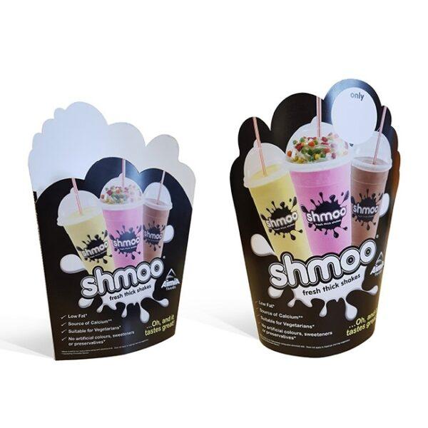 Shmoo Milkshake Blue Mixer + Complete Starter Kit 3