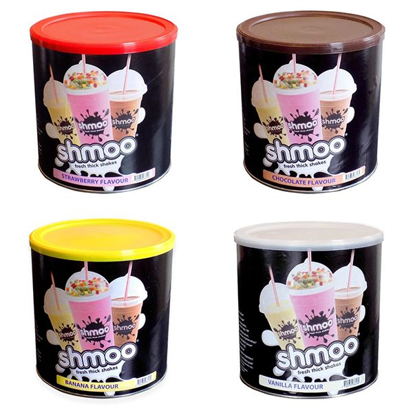 Shmoo Milkshake Powder Mix Pack